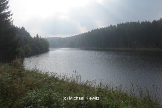 Talsperre und Stausee Königshütte